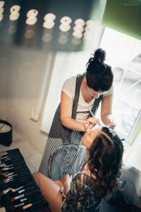 Свадебная фотосессия макияжа невесты, Свадебный фотограф Киев, фотограф на свадьбу, Ященко Павел