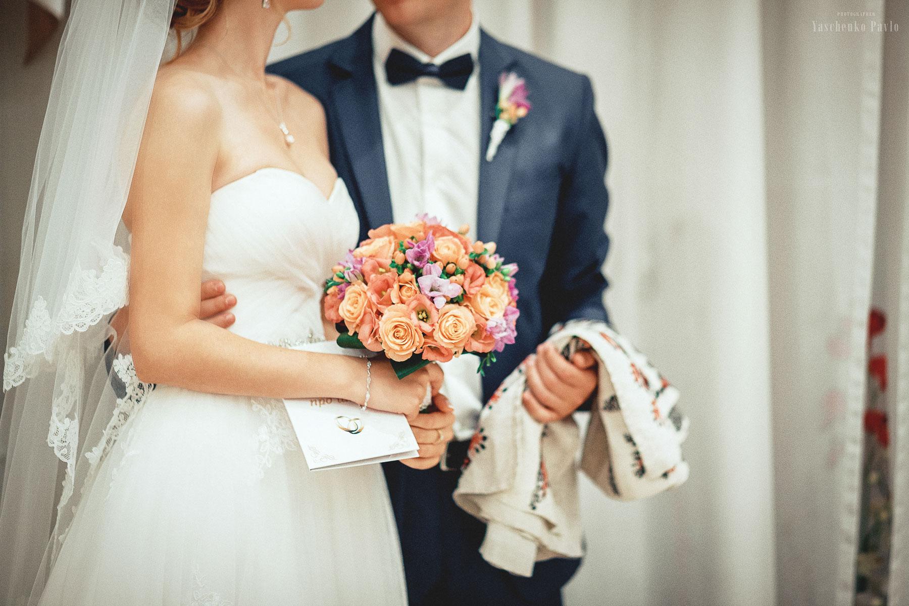 Свадьба в большой семье