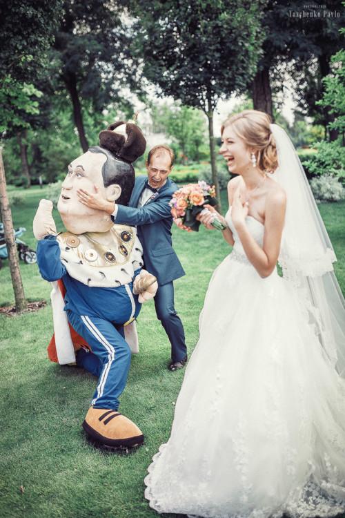 Красивые места для фотосессии на свадьбу