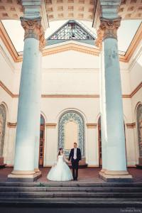 Свадебная фотосессия на ВДНХ Киев, Свадебный фотограф Киев, фотограф на свадьбу, Ященко Павел