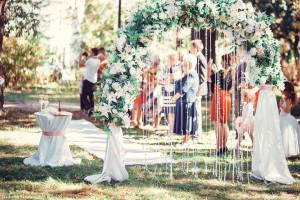 Свадебная фотосессия на ВДНХ Киев, выездная церемония Киев, Свадебный фотограф Киев, фотограф на свадьбу, Ященко Павел