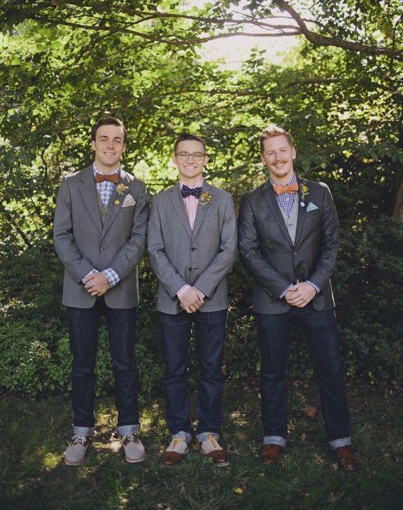 Костюм(образ)жениха 2015 фото (9)