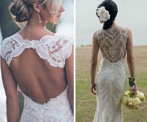 Модные свадебные платья, тенденции 2015