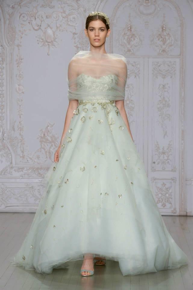 Модные свадебные платья 2015  (10)