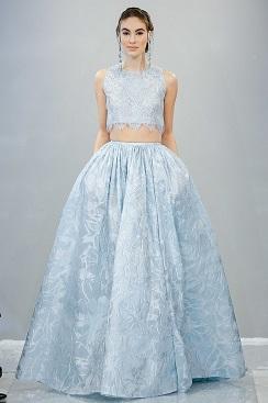 Модные свадебные платья 2015  (3)
