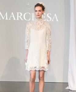 Spring 2015 Bridal - Marchesa Presentation