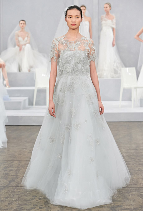 Модные свадебные платья (36)