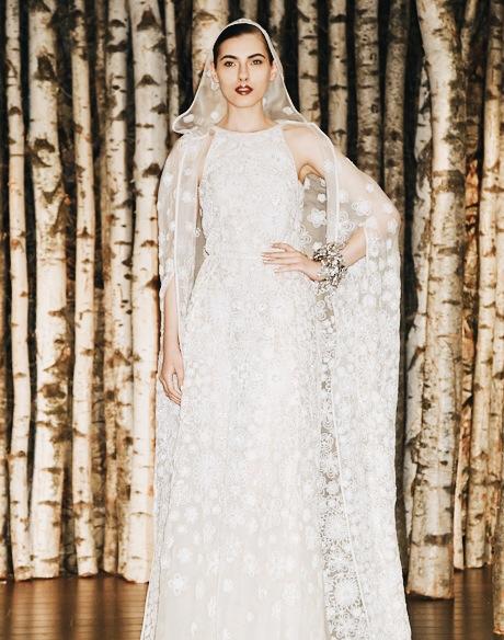 Модные свадебные платья (37)