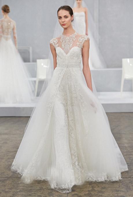 Модные свадебные платья (42)