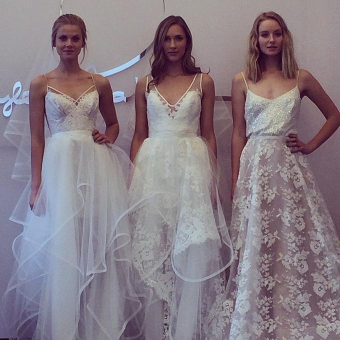 Модные свадебные платья (44)
