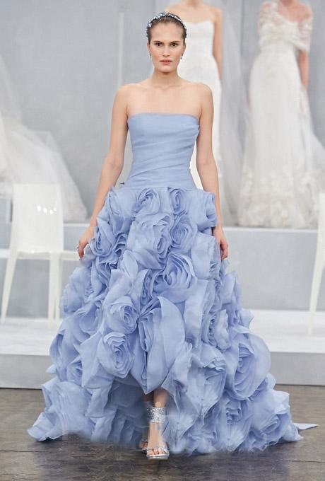 Модные свадебные платья (45)