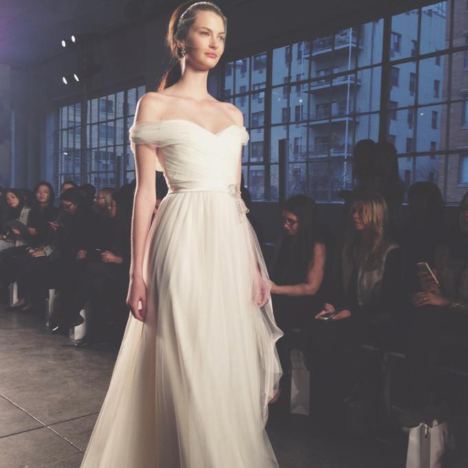 Модные свадебные платья (51)