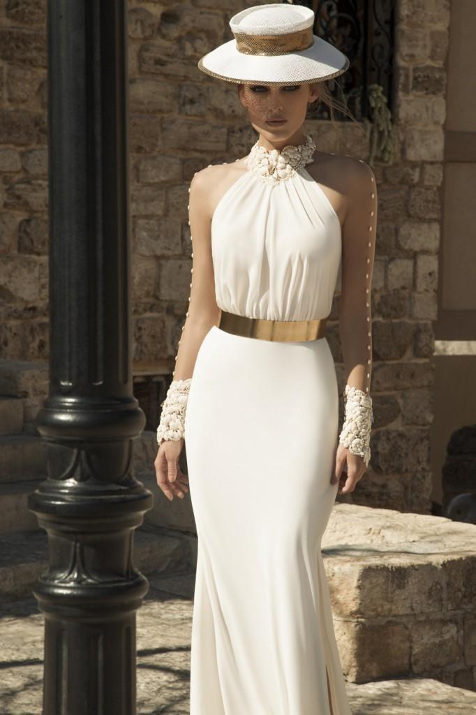 Свадебные платья модные (1)