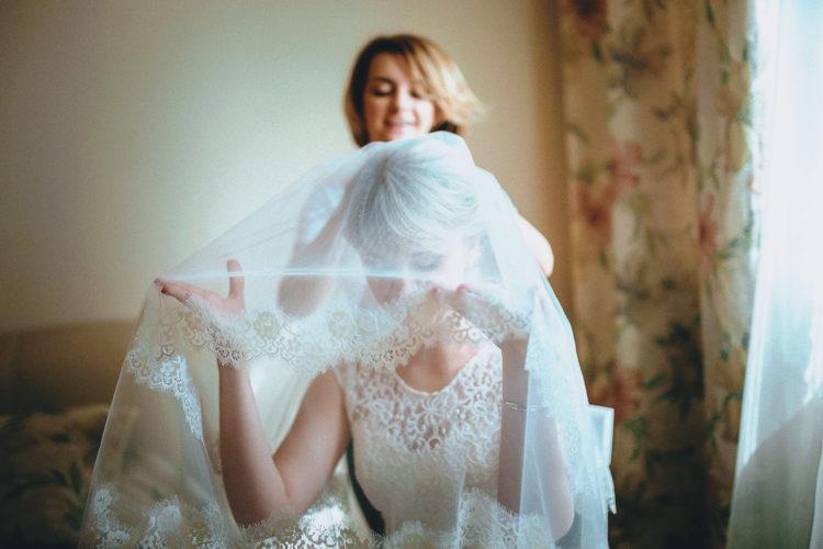 свадебная фотосессия сборов невесты и жениха, фотограф Павел и Татьяна Ященко